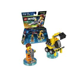 LEGO Dimensions Emmet Fun Pack
