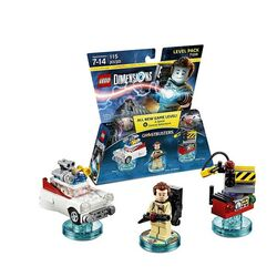 LEGO Dimensions Ghostbusters Level Pack