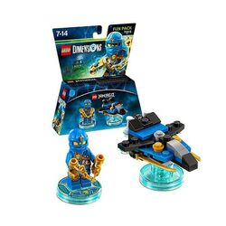 LEGO Dimensions Jay Fun Pack