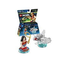 LEGO Dimensions Wonder Woman Fun Pack