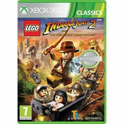LEGO Indiana Jones 2: The Adventure Continues na progamingshop.sk