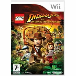 LEGO Indiana Jones: The Original Adventures na progamingshop.sk