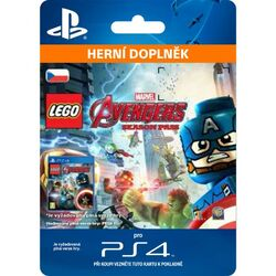 LEGO Marvel Avengers (CZ Season Pass) na progamingshop.sk