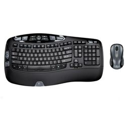 Logitech Cordless Desktop Wave SK, USB