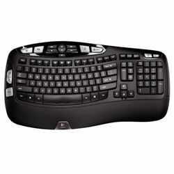 Logitech Wireless Keyboard K350 SK