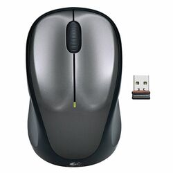 Logitech Wireless Mouse M235, black