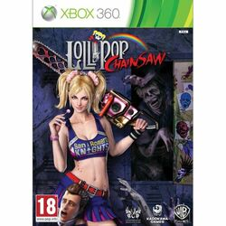 Lollipop Chainsaw na progamingshop.sk