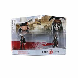 Lone Ranger Play Set Pack (Disney Infinity)