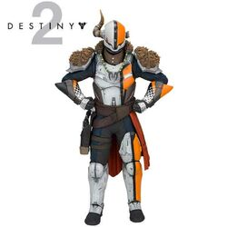 Lord Shaxx (Destiny 2) Deluxe Action Figure 25 cm