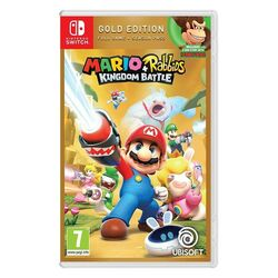 Mario + Rabbids: Kingdom Battle (Gold Edition)