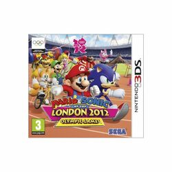 Mario & Sonic at the London 2012 Olympic Games na progamingshop.sk