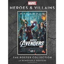 Marvel Heroes and Villains: The Poster Collection na progamingshop.sk