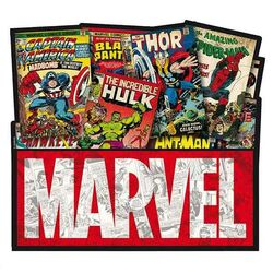 Marvel Mousepad - Comics na progamingshop.sk