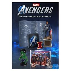 Marvel's Avengers CZ (Earth's Mightiest Edition)