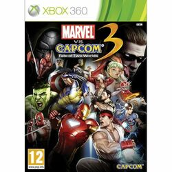 Marvel vs. Capcom 3: Fate of Two Worlds na progamingshop.sk