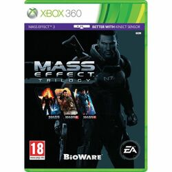 Mass Effect Trilogy na progamingshop.sk