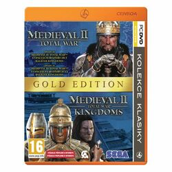 Medieval 2: Total War CZ (Gold Edition)