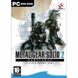 Metal Gear Solid 2: Substance na progamingshop.sk