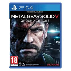 Metal Gear Solid 5: Ground Zeroes na progamingshop.sk