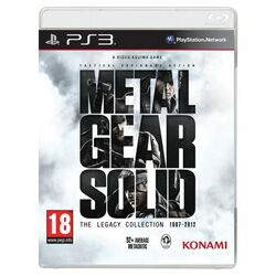Metal Gear Solid (The Legacy Collection 1987-2012) na progamingshop.sk