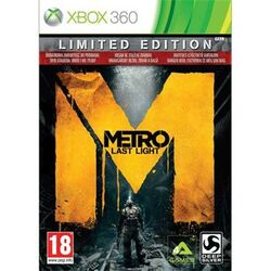 Metro: Last Light CZ (Limited Edition) na progamingshop.sk