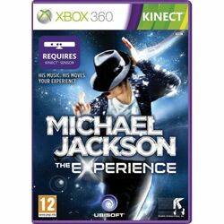 Michael Jackson: The Experience na progamingshop.sk
