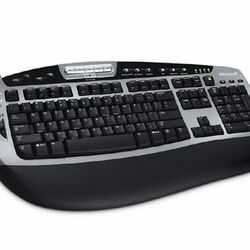 Microsoft Digital Media Pro Keyb PS2/USB SK