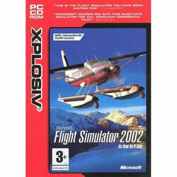Microsoft Flight Simulator 2002 na progamingshop.sk