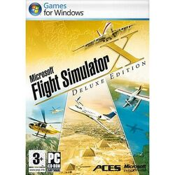Microsoft Flight Simulator X (Deluxe Edition)