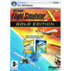 Microsoft Flight Simulator X (Gold Edition)