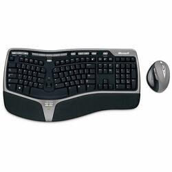 Microsoft Natural Wireless Ergonomic Desktop 7000 SK