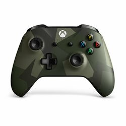 Microsoft Xbox One S Wireless Controller, Armed Forces 2 (Special Edition) na progamingshop.sk