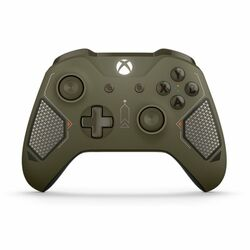 Microsoft Xbox One S Wireless Controller, combat tech (Special Edition)