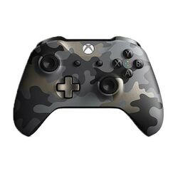 Microsoft Xbox One S Wireless Controller, Night Ops Camo (Special Edition) na progamingshop.sk