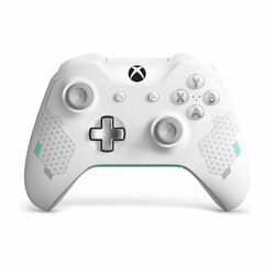 Microsoft Xbox One S Wireless Controller, Sport White (Special Edition) na progamingshop.sk