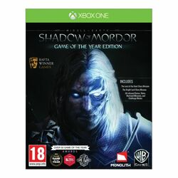 Middle-Earth: Shadow of Mordor (Game of the Year Edition) [XBOX ONE] - BAZÁR (použitý tovar)