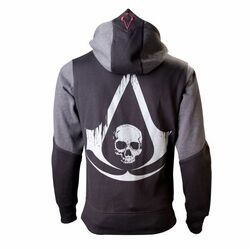 Mikina Assassin's Creed 4: Black Flag, black XXL
