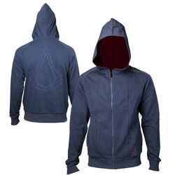 Mikina Assassin's Creed: Raglan Navy XL na progamingshop.sk