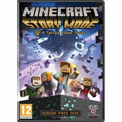 Minecraft: Story Mode na progamingshop.sk