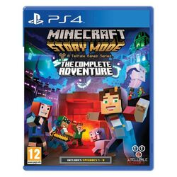 Minecraft: Story Mode (The Complete Adventure)