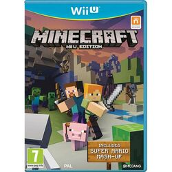 Minecraft (Wii U Edition) na progamingshop.sk