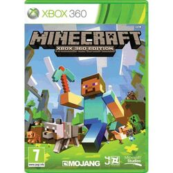 Minecraft (Xbox 360 Edition) na progamingshop.sk