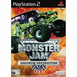 Monster Jam: Maximum Destruction na progamingshop.sk
