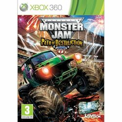 Monster Jam: Path of Destruction na progamingshop.sk