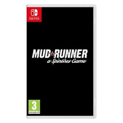 MudRunner: a Spintires Game