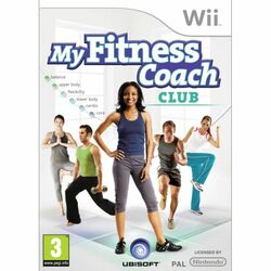 My Fitness Coach Club + kamera