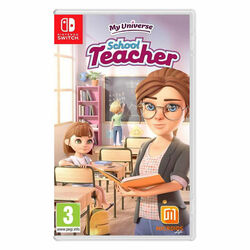 My Universe: School Teacher na progamingshop.sk