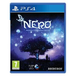 N.E.R.O. : Nothing Ever Remains Obscure [PS4] - BAZÁR (použitý tovar)