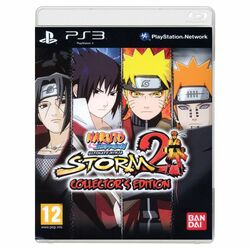 Naruto Shippuden: Ultimate Ninja Storm 2 (Collector's Edition) na progamingshop.sk