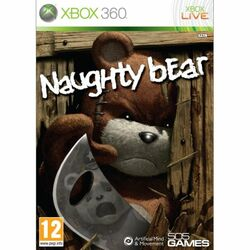 Naughty Bear na progamingshop.sk